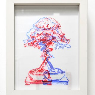 Bonsai Training 5 art for sale