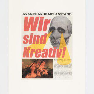 Wir sind kreativ art for sale