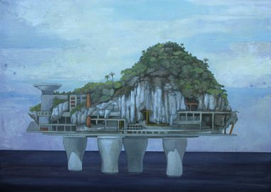 Aleksandar Popovic - Platform Islands II