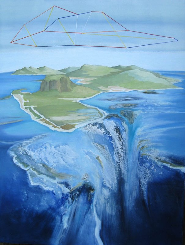 Aleksandar Popovic, Sinking Islands IV