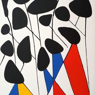 Untitled (from the Calder, Magie Eolienne portfolio) art for sale