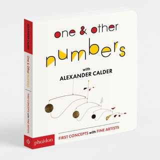 One & Other Numbers with Alexander Calder art for sale