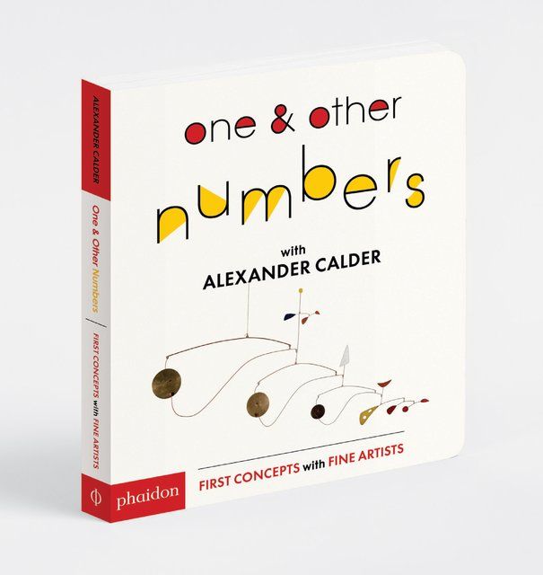 Alexander Calder, One & Other Numbers with Alexander Calder