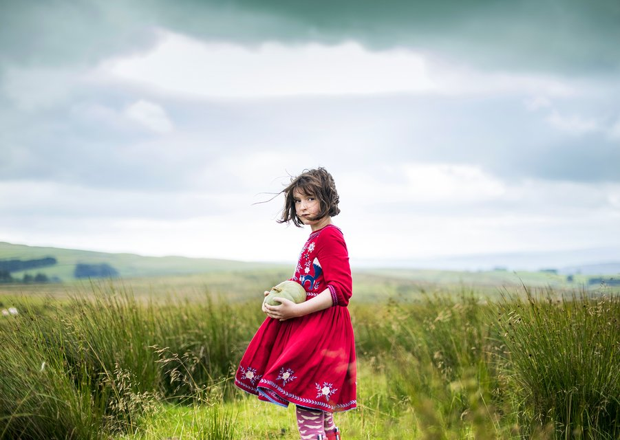 Ali Smith, Lizzie Rose in the Dales