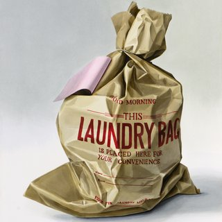 Laundry Bag 2 art for sale
