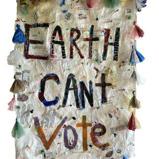 Earth Can't Vote art for sale