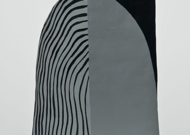Amy Pleasant - Black and Grey Head
