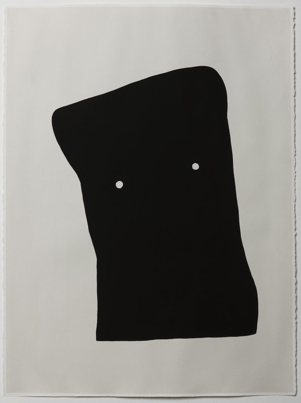 Amy Pleasant, Untitled (Torso with Holes)