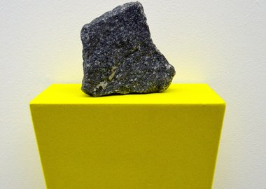work by Amy Stephens - Rocks Remember
