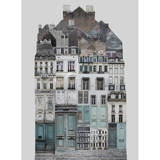 Brussel, from Genius Loci series art for sale