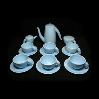 GIOTTO 15-Piece Tea Set art for sale
