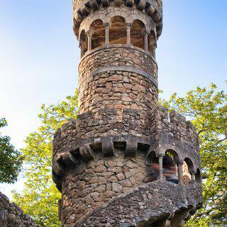 Poço Iniciático Tower, Sintra art for sale