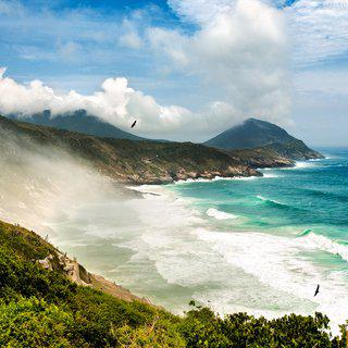 Arraial do Cabo Landscape, Brazil art for sale