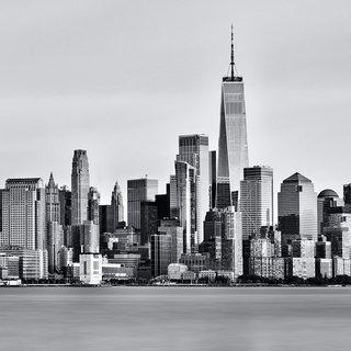 Andrew Prokos, World Trade Center and Lower Manhattan - Eight Minutes