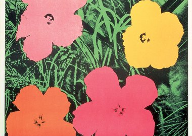 work by Andy Warhol - Flowers II.6 1964