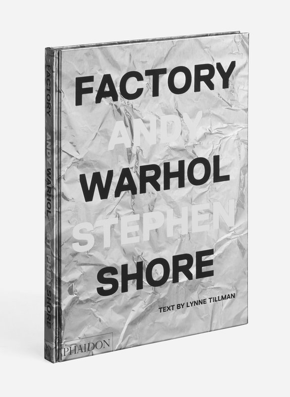 by andy_warhol - Factory: Andy Warhol
