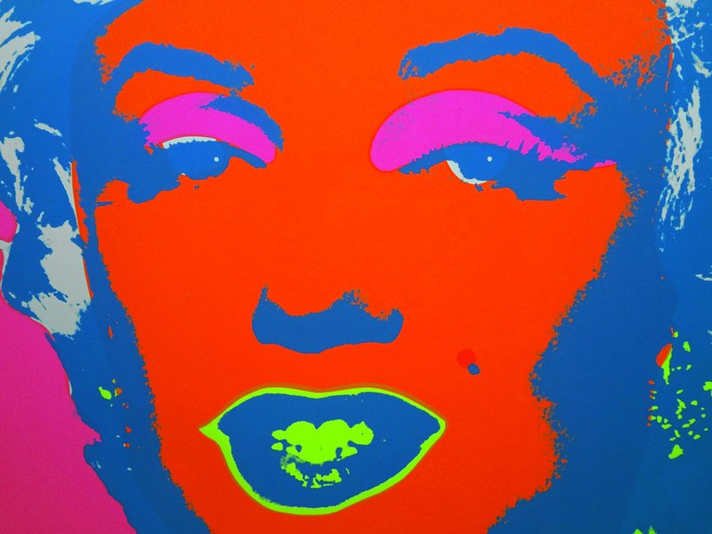 After Andy Warhol, Marilyn 11.22 -