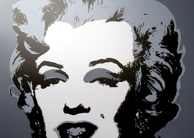 After Andy Warhol - Marilyn 11.24