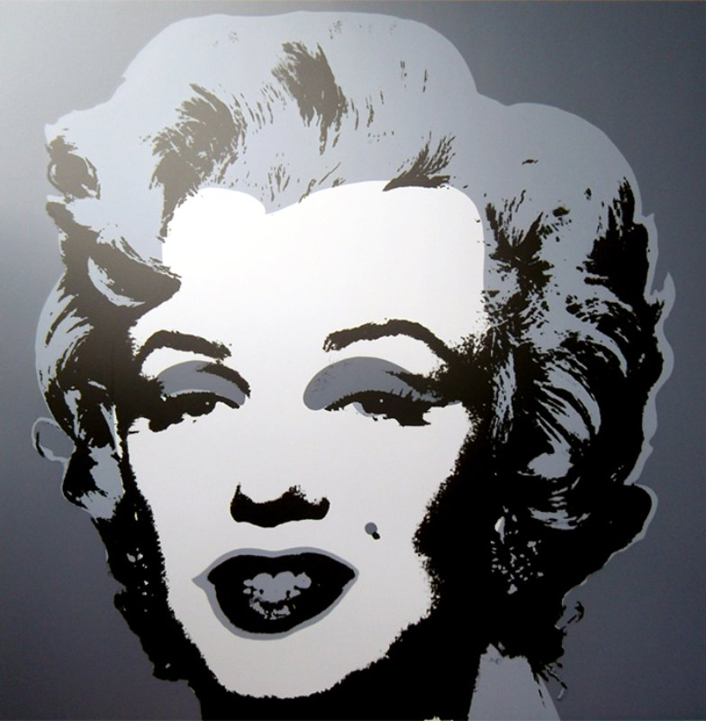 After Andy Warhol, Marilyn 11.24