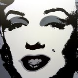After Andy Warhol, Marilyn 11.24 -