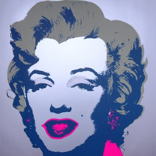 After Andy Warhol, Marilyn 11.26