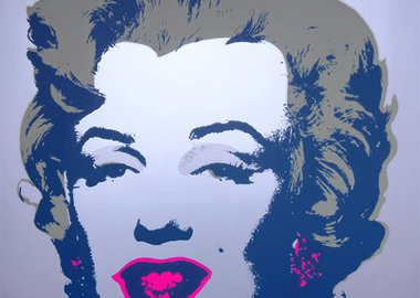 work by After Andy Warhol - Marilyn 11.26