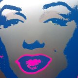 different view - After Andy Warhol, Marilyn 11.26 - 1