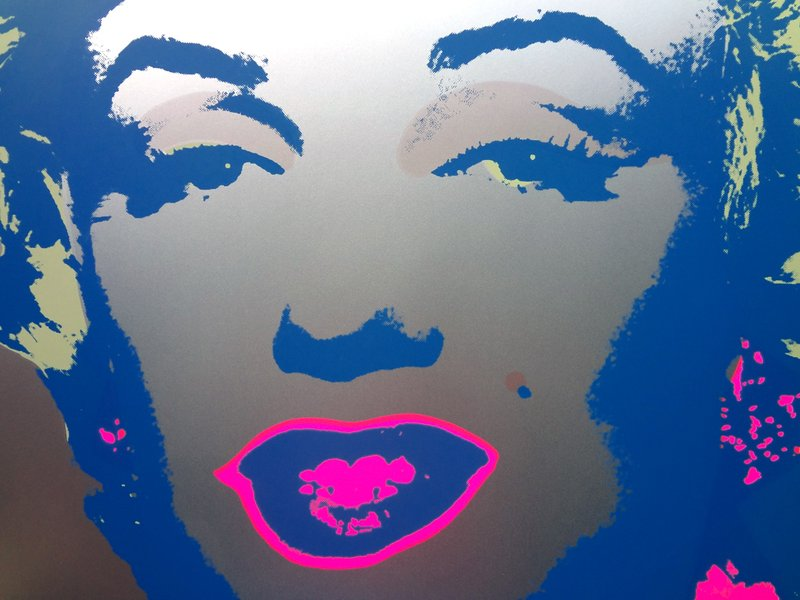 view:14170 - After Andy Warhol, Marilyn 11.26 -