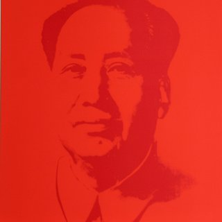 After Andy Warhol, Mao (Red)