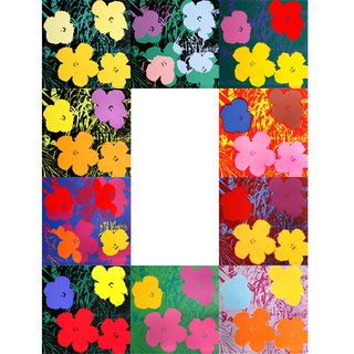 After Andy Warhol, Flowers Portfolio