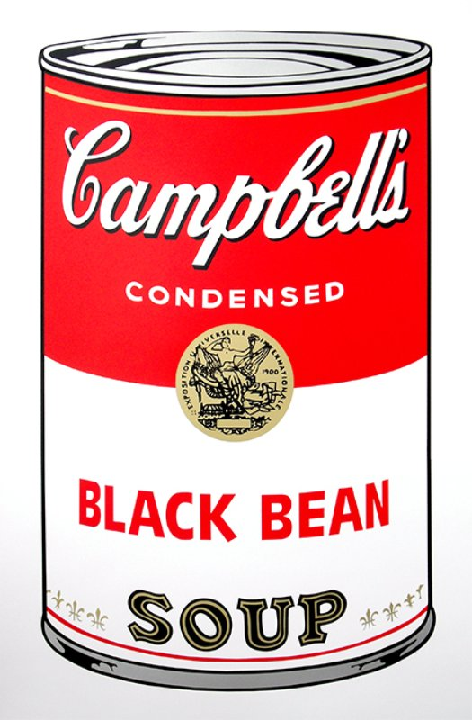 view:14250 - After Andy Warhol, Campbell's Soup portfolio -