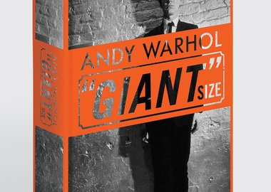 "Andy Warhol - Andy Warhol ""Giant"" Size, Mini format"