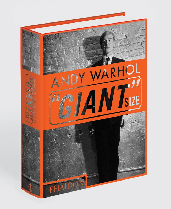 "main work - Andy Warhol, Andy Warhol ""Giant"" Size, Mini format"
