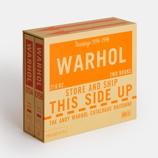 The Andy Warhol Catalogue Raisonné, Paintings 1976-1978 - Volume 5 art for sale