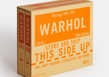 Andy Warhol - The Andy Warhol Catalogue Raisonné, Paintings 1976-1978 - Volume 5