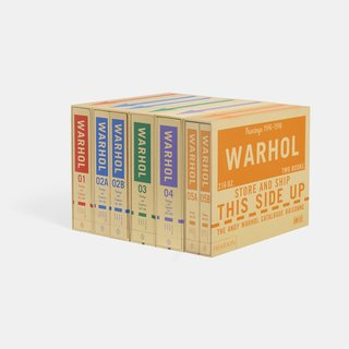 The Andy Warhol Catalogue Raisonné Collection - Volumes 1 to 5 art for sale