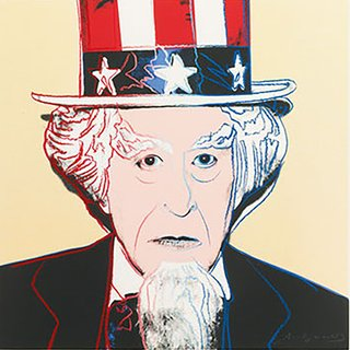 Uncle Sam (FS II.259) art for sale