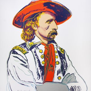 General Custer art for sale