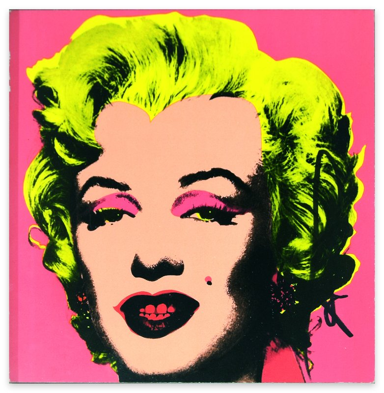 by andy_warhol - Marilyn Monroe - Invitation Card