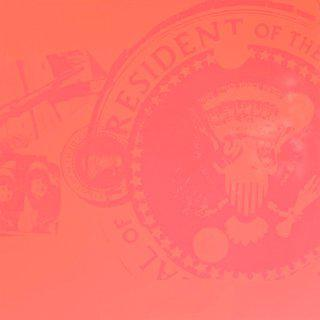 Flash, Orange Presidential Seal (Rare Trial Proof) art for sale
