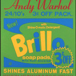 Brillo art for sale