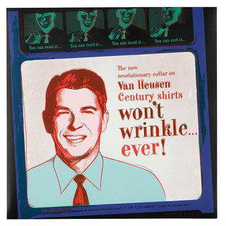 Van Heusen (RONALD REAGAN) (FELDMAN & SCHELLMANN II.356) art for sale