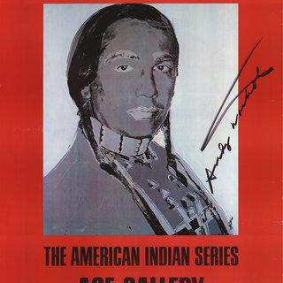 American Indian (Red) art for sale