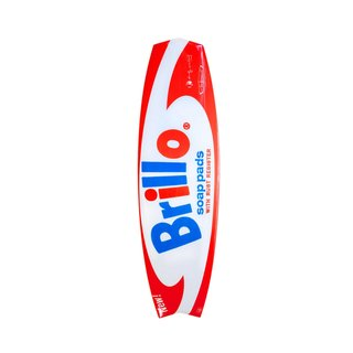 After Andy Warhol, Brillo Surfboard