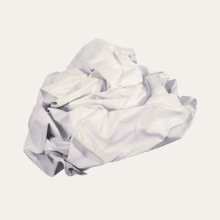 Angela de la Cruz, White (Nothing) Print