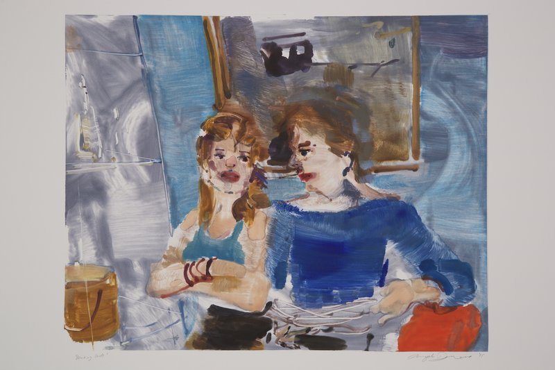 Angela Dufresne, Working Girls (III)