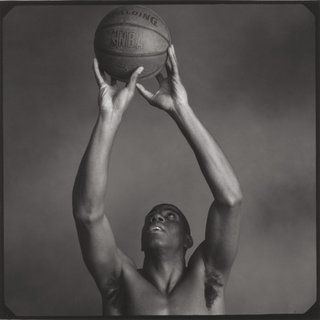 Annie Leibovitz, Magic Johnson, Los Angeles