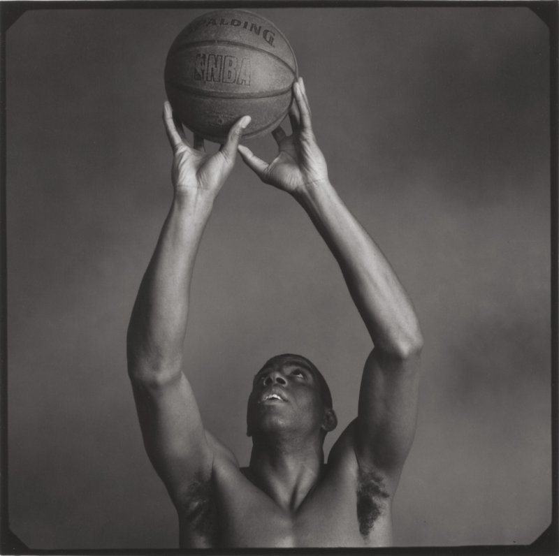 by annie_leibovitz - Magic Johnson, Los Angeles