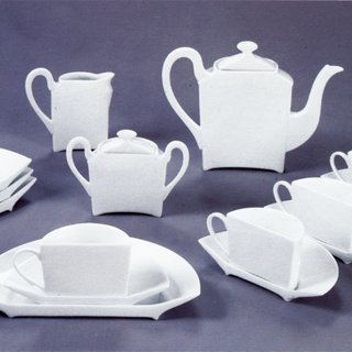 Demie Tasse, White art for sale