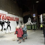 different view - Banksy, Banksy Captured, by Steve Lazarides - 5
